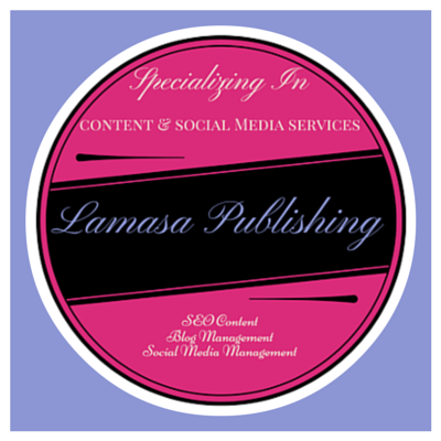 Lamasa Publishing Site Logo
